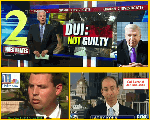 Atlanta DUI Lawyers Larry Kohn Cory Yager Bubba Head