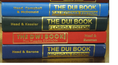 The DUI Book by William C. Head