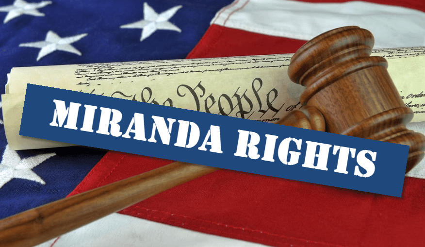 GA DUI Miranda Rights