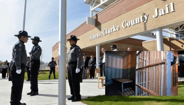 Athens Clarke County Jail DUI