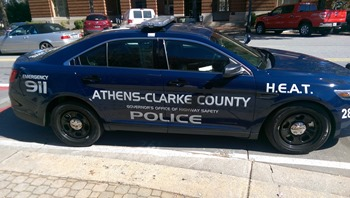 Athens GA DUI Task Force
