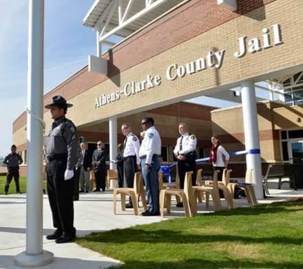 Athens - Clarke County Jail Lawyer