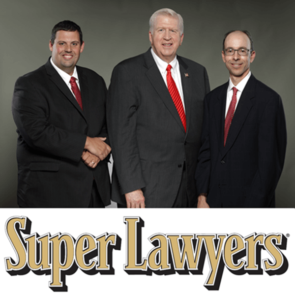 Bubba Head, Larry Kohn, Cory Yager Super Lawyers