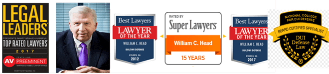 Best Atlanta DUI Lawyer, Bubba Head