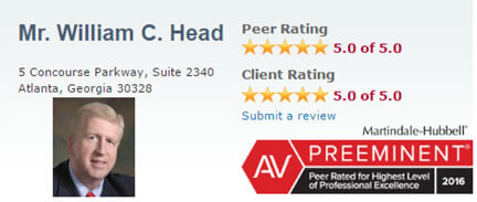 William C. Head, AV Preeminent