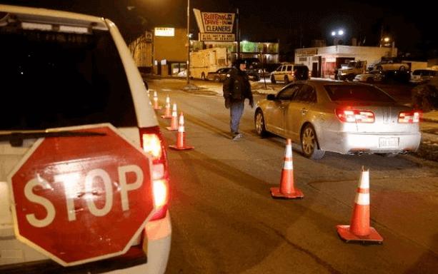DUI Roadblock, Georgia Checkpoints, GA Roadblocks