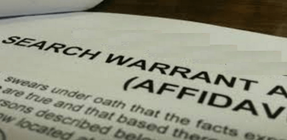 DUI Search Warrant