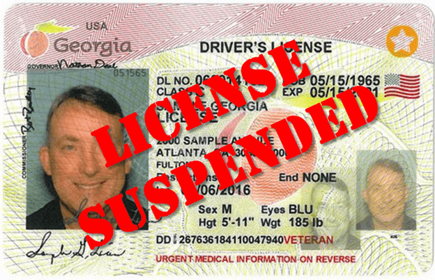 out of state drivers license georgia