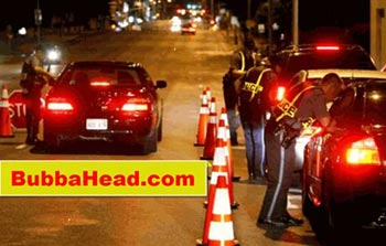 DUI Checkpoints Near Me - Bubba Head Atlanta