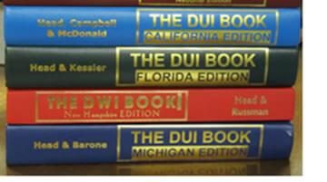 Books about drunk driving in GA