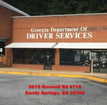 GA DDS Roswell Road