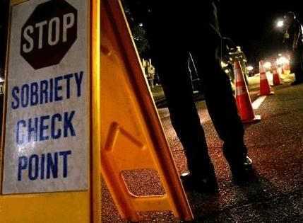 Sobriety Checkpoints, GA Sobriety Checkpoints