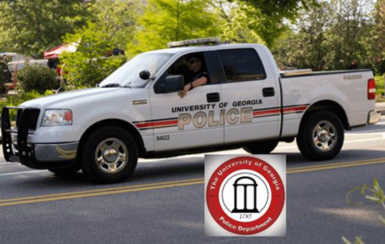 UGA Police DUI