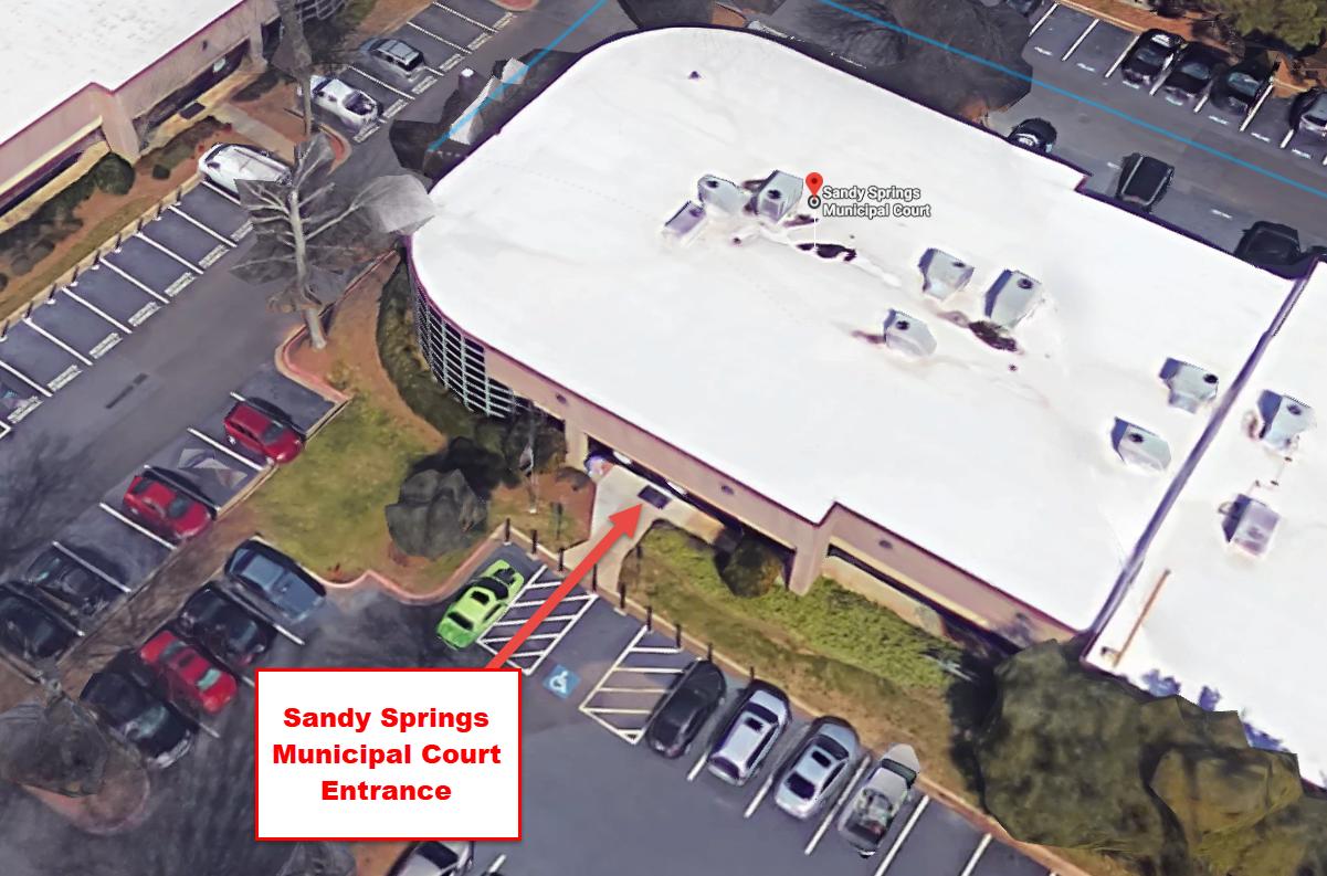 DUI Attorney Sandy Springs
