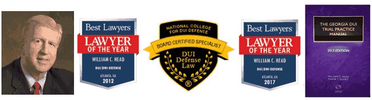 Top DUI defense lawyer Georgia Bubba Head
