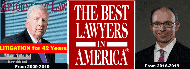 Top GA DUI lawyers Bubba Head, Larry Kohn