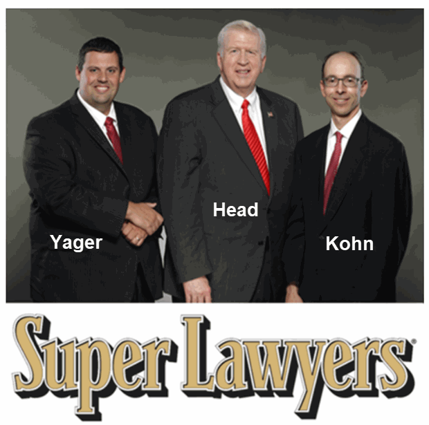 DUI Lawyers Cory Yager, Bubba Head, and Larry Kohn