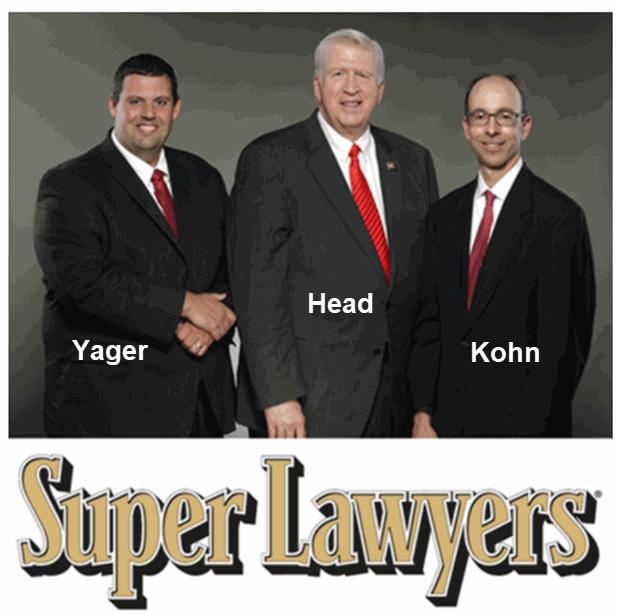 DUI Lawyers Cory Yager, Bubba Head, and Larry Kohn