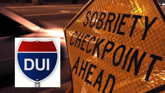 DUI Checkpoint | GA DUI Checkpoint