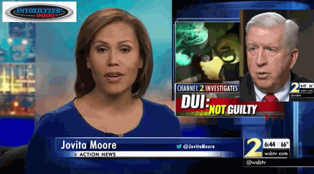 Bubba Head on Channel 2 News DUI Law