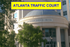 Atlanta Traffic Court Lawyer