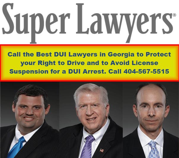 DUI License Suspension Lawyer