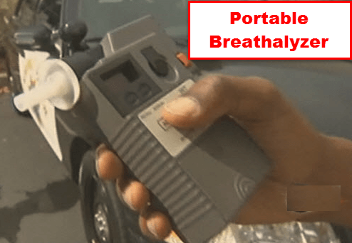 GA DUI Portable Breathalyzer