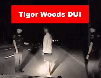 Tiger Woods DUI Lawyer