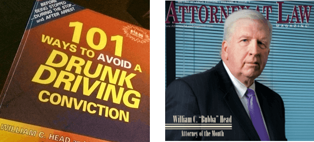 DUI Attorney Bubba Head 101 Ways