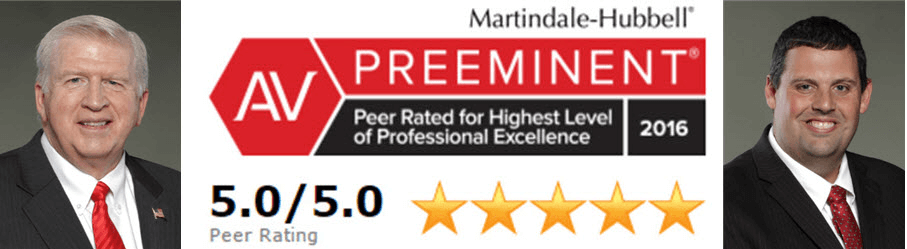 DUI Lawyer Professional Excellence Peer Rating