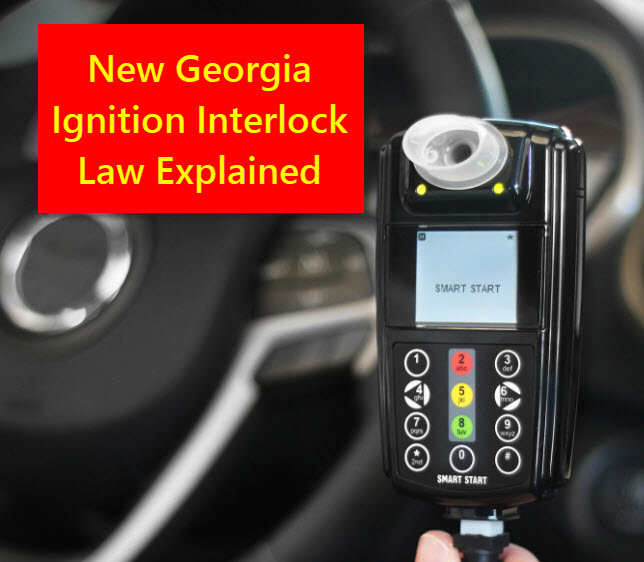 Georgia Ignition Interlock Device