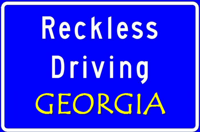 Reckless Driving Georgia Misdemeanor