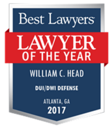 DUI lawyer of the year, Best DUI lawyer