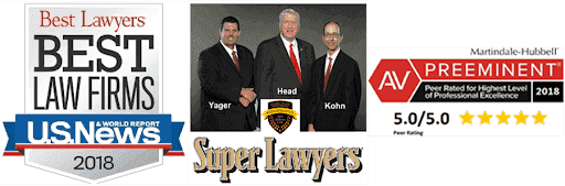 Atlanta drunk driving attorneys Bubba Head, Larry Kohn, Cory Yager
