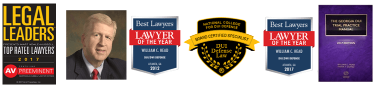 Top Rated Lawyer, Best Atlanta Lawyers, Bubba Head