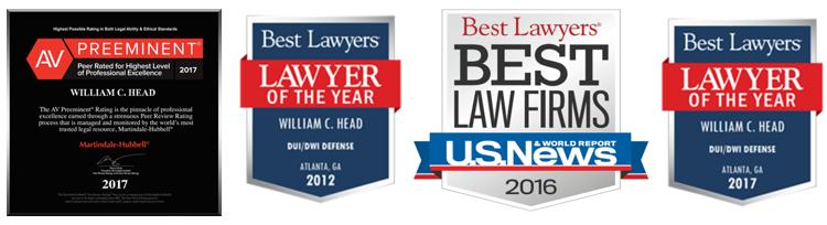 Best Atlanta DUI Attorneys