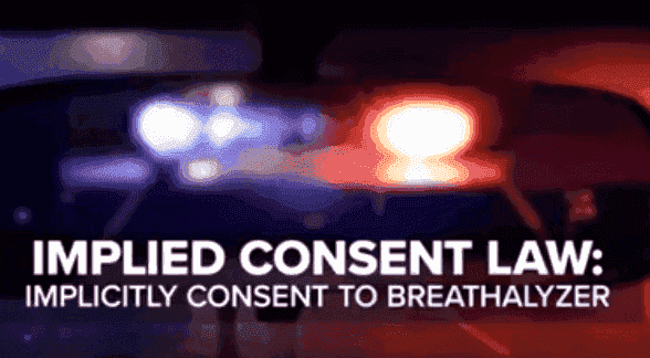 GA implied consent law
