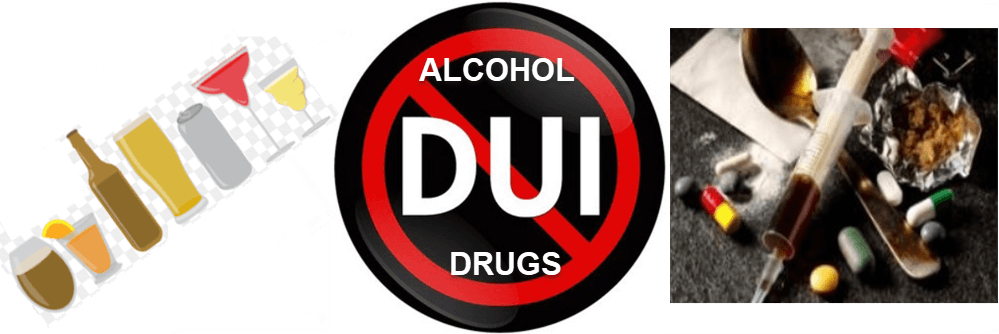 DUI Drugs Alohol Arrest- You Need An Experienced Attorney
