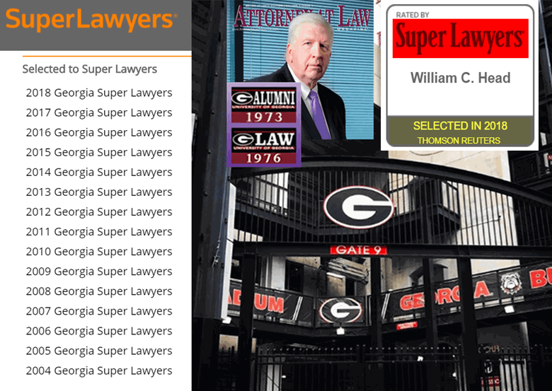 top rated DUI lawyer Georgia