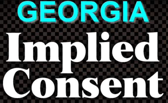 Georgia Implied Consent