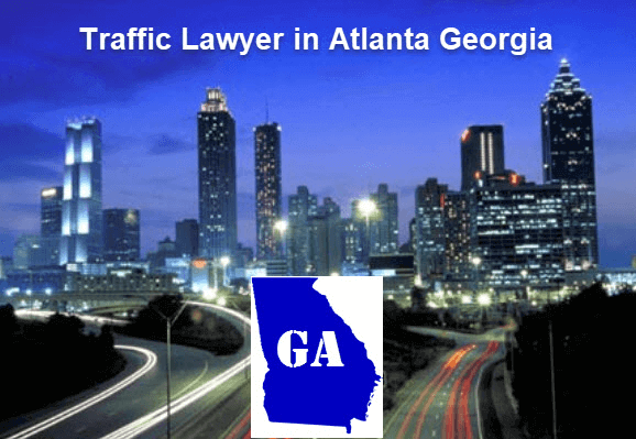 Traffic Lawyer in Atlanta GA