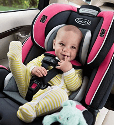 Georgia Car Seat Laws for Child Booster and Rear-Facing Children Seats
