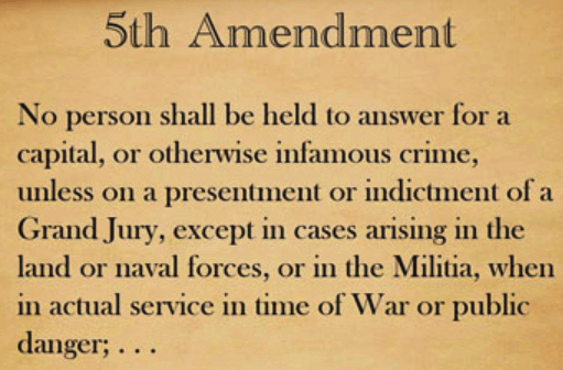 What Does Indictment Mean?