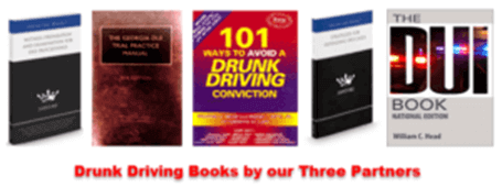 Georgia DUI Books - William C. Head