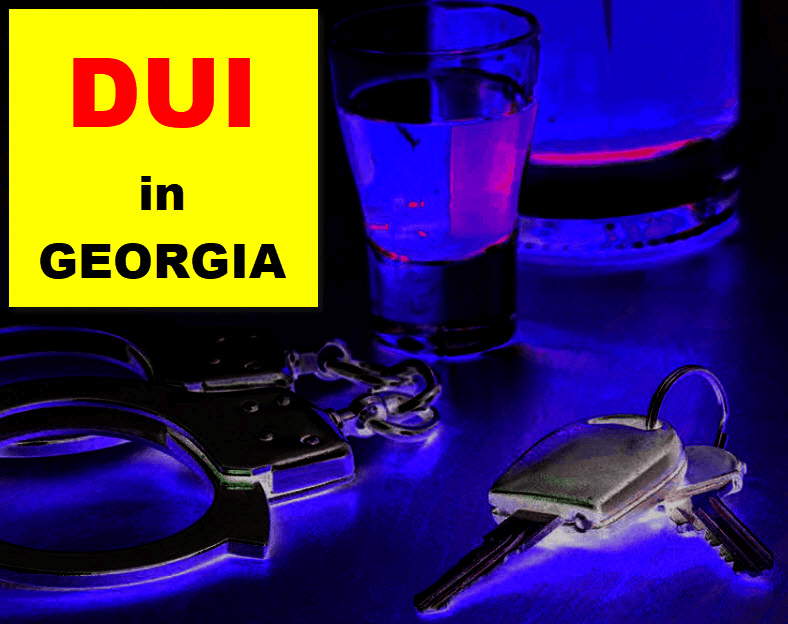 DUI in Georgia Bubba Head