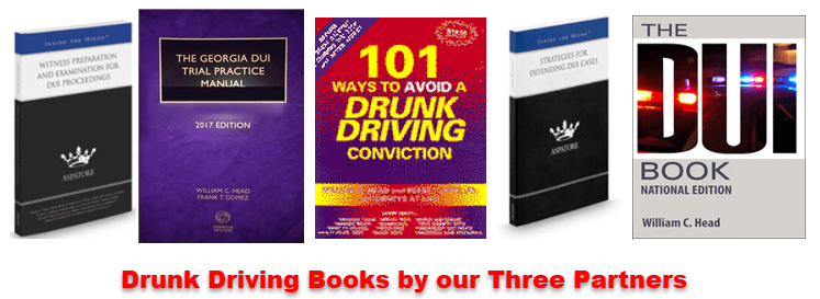 Georgia Implied Consent books