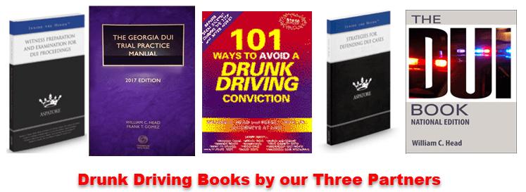 Georgia Implied Consent books