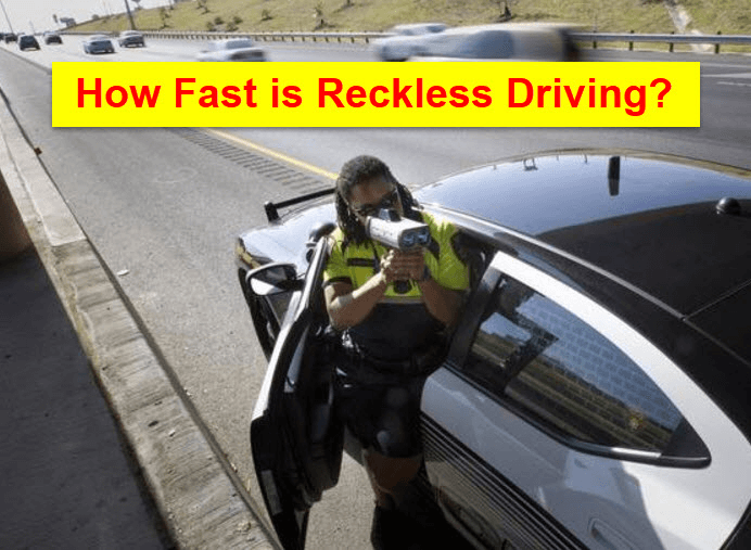 How Fast Is Reckless Driving