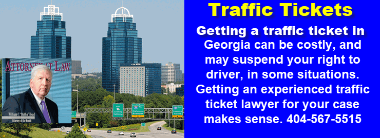 Traffic Tickets Lawyer Bubba Head