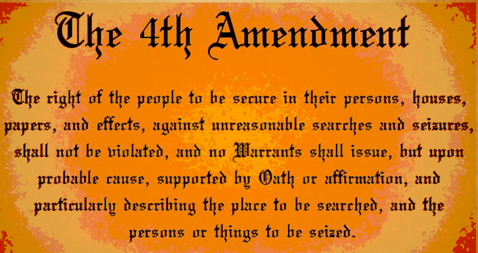 4th Amendment Seizure